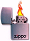 The Zippo Flameproof Lighter, enter our Zippo contest today and win a free zippo lighter!